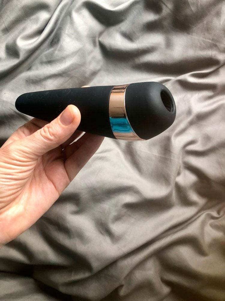 Satisfaer Pro 3 Vibration: вид сбоку